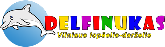"""Vilniaus lopšelis-darželis """"Delfinukas"""""""